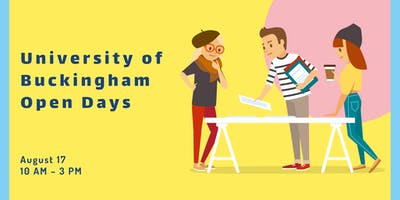 University of Buckingham Open Days