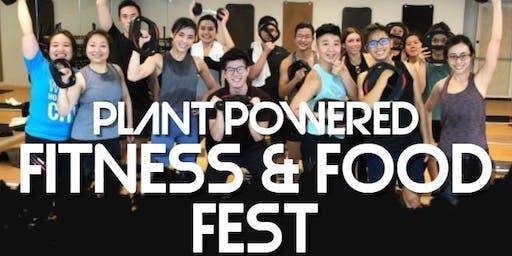 Plant Powered Fitness & Food Fest.