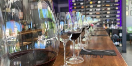 Blend It!: A Red Blend Wine & Cheese Tasting tickets