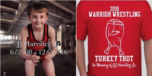 2019 JJ Harvilicz Warrior Wrestling 6K Turkey Trot