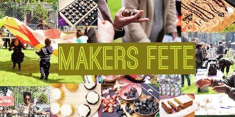 Maker Fete tickets