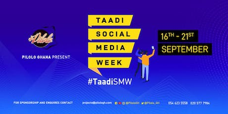 Takoradi Social Media Week tickets