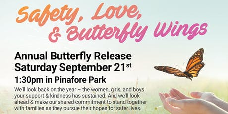 Safety, Love, & Butterfly Wings tickets