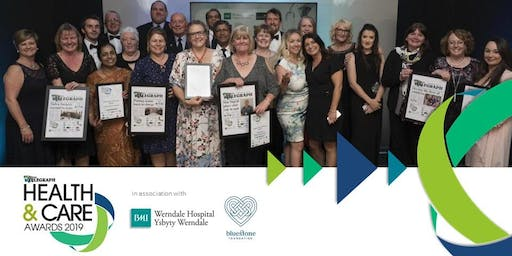 Western Telegraph Health & Care Awards 2019