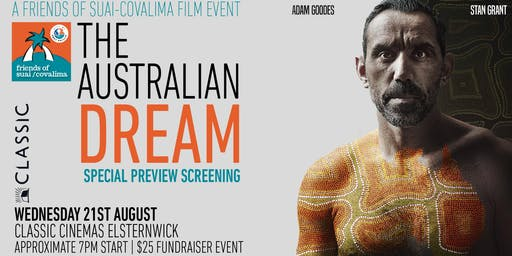 The Australian Dream Special Film Preview Screening