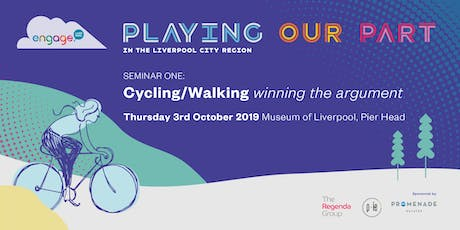 Cycling and Walking in the City Region tickets
