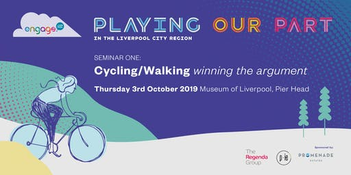 Cycling and Walking in the City Region