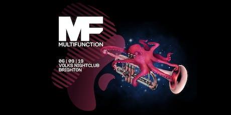 Multi Function Brighton tickets
