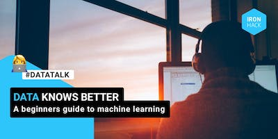 Data Knows Better: A beginners guide to machine le