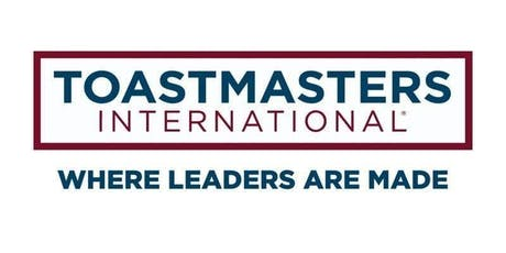 Toastmasters Area K13 Summer COT 2019 tickets