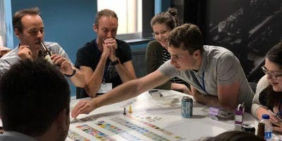 Roll Up - Networking & Games