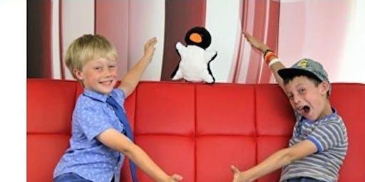 Kids TV Presenting Day 8-15 Years - Pinewood Studios