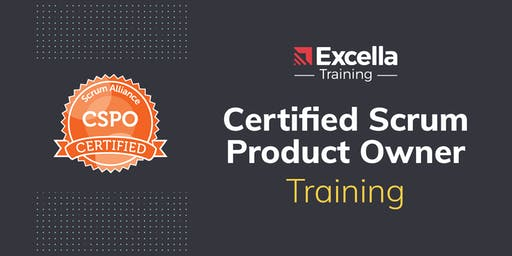 Certified Scrum Product Owner (CSPO) Training in Arlington, VA