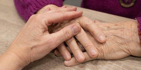 Lancement du dispositif Diapason d'aide aux aidants, à Saint-Priest billets