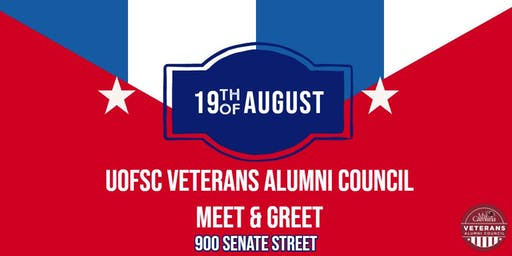 Veterans Alumni Council Meet & Greet
