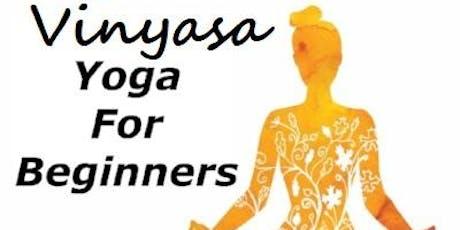 Beginner Vinyasa tickets