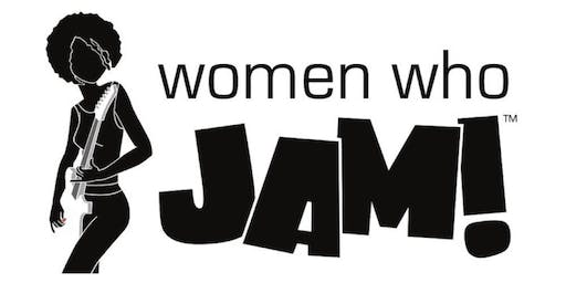NABFEME  Shreveport  Women Who Jam August