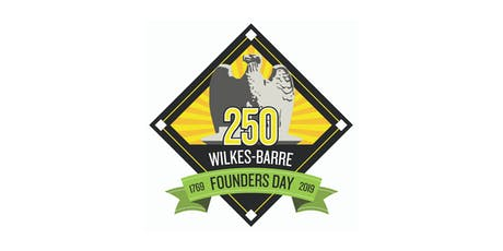 250th Founders Day Celebration of Wilkes-Barre Rooftop Gala tickets