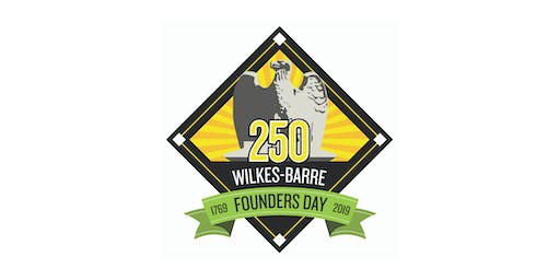 250th Founders Day Celebration of Wilkes-Barre Rooftop Gala