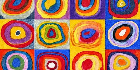 Online Event - Paint Kandinsky! tickets