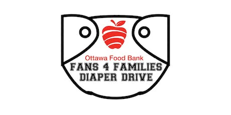 Fans for Families - Baby Basics Diaper Drive tickets