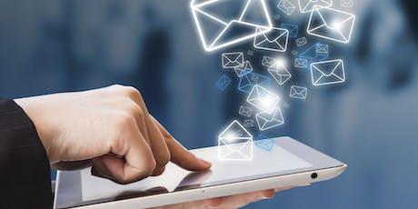 Corso Direct Email Marketing, newsletter, azione commerciale -8 ore Darzo biglietti