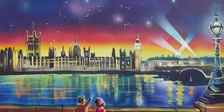 Paint London! Holborn tickets