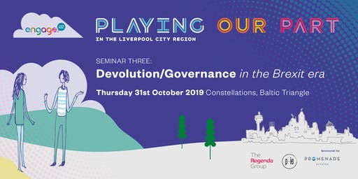 Devolution and Governance in the City Region