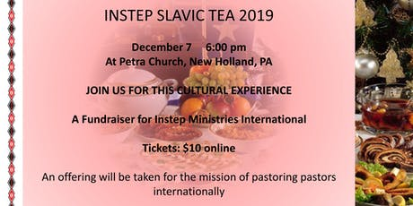 Instep Ministries Slavic Tea 2019 tickets