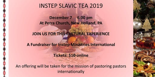 Instep Ministries Slavic Tea 2019