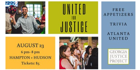 United For Justice tickets