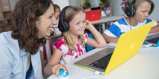 Einmaliger FerienWORKSHOP: Coding mit Scratch (8-12 Jahre)