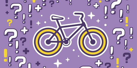 Cycle Chat and Question Evening (part of Kirkcaldy Cycling Festival)  tickets