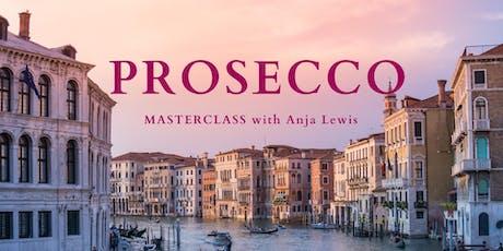 Prosecco Masterclass tickets