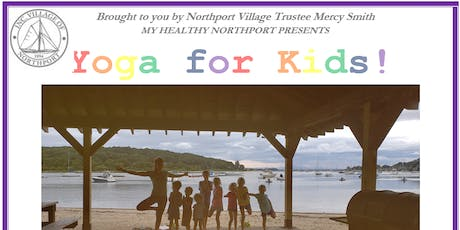 Yoga for Kids!  tickets