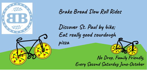 Brake Bread September Slow Roll Bike Ride