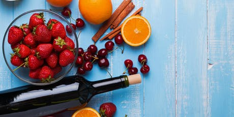 RESCHEDULED: Summer Sips: Spanish Sangria Mixology Class - Galleria Houston tickets