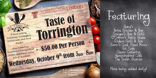 Taste of Torrington