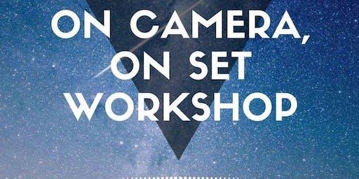 Audit Director David Rountree's On Camera On Set Acting Workshop