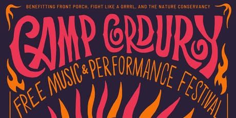 Camp Corduroy Free Music & Performance Fest - Aug. 24 & 25 tickets