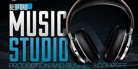 Bedford Music and Video Production Course tickets