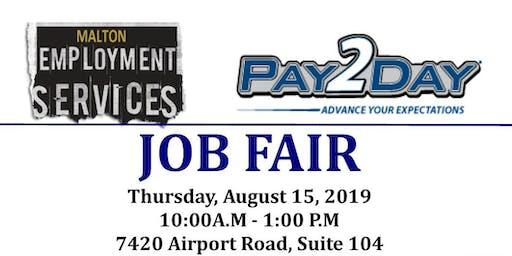 Toronto, Canada Job Fair Events | Eventbrite