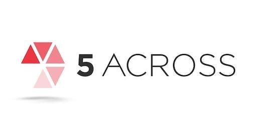 5 Across Pitch Contest - Lexington August 28, 2019