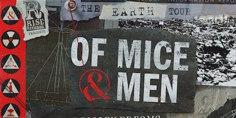 Of Mice & Men tickets