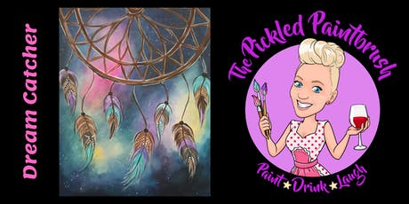 Painting Class - Dream Catcher - ALL AGES - September 22, 2019 tickets