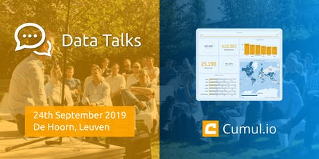 Data Talks by Cumul.io tickets