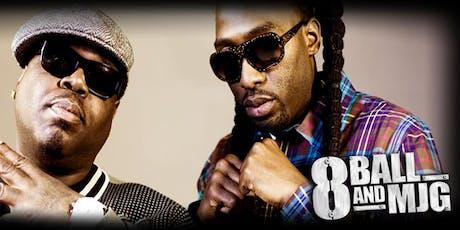 8Ball & MJG Live at Fuzion!!! tickets