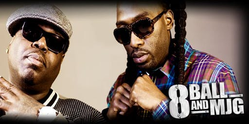 8Ball & MJG Live at Fuzion!!!