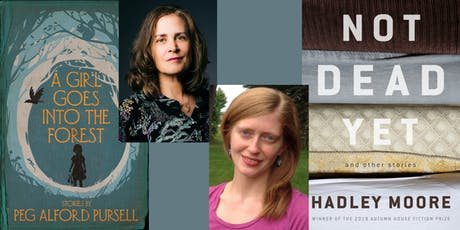 Prose, Brevity, & Craft: Hadley Moore & Peg Alford Pursell in Conversation tickets