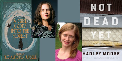 Prose, Brevity, & Craft: Hadley Moore & Peg Alford Pursell in Conversation